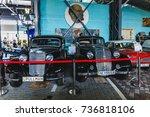 ukraine  dnepropetrovsk  ... | Shutterstock . vector #736818106