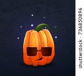 vector color illustration of... | Shutterstock .eps vector #736850896