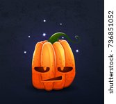 vector color illustration of... | Shutterstock .eps vector #736851052
