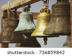 Large Church Bells Hanging...