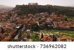 aerial birds eye view photo...   Shutterstock . vector #736962082