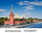 Kind To The Moscow Kremlin ...