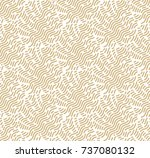 abstract wavy pattern with... | Shutterstock .eps vector #737080132