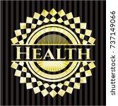 health gold emblem