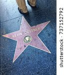 hollywood  california   july 26 ... | Shutterstock . vector #737152792