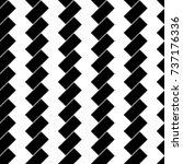black diagonal dashes abstract... | Shutterstock .eps vector #737176336