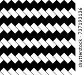 white diagonal dashes on black... | Shutterstock .eps vector #737193136