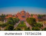 jaipur  india   september 19 ... | Shutterstock . vector #737261236