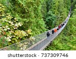 vancouver  canada   september...   Shutterstock . vector #737309746