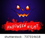vector illustration with face... | Shutterstock .eps vector #737314618