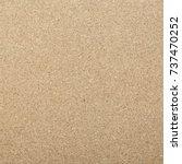seamless cork texture background | Shutterstock . vector #737470252