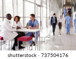Three Healthcare Workers...