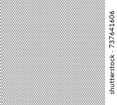 seamless cross hatch pattern ... | Shutterstock .eps vector #737641606