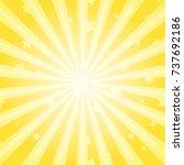 sunlight abstract background....   Shutterstock .eps vector #737692186