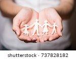 care. | Shutterstock . vector #737828182