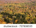 Lake Superior National Forest, Minnesota, USA, in autumn colors