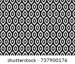 seamless black and white grunge ...   Shutterstock .eps vector #737900176