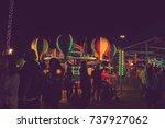 arlington  texas   oct 13  2017 ... | Shutterstock . vector #737927062
