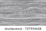 seamless striped pattern. wavy... | Shutterstock .eps vector #737954638