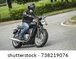 putrajaya  malaysia   october... | Shutterstock . vector #738219076