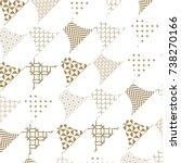 japanese pattern vector. fuji...   Shutterstock .eps vector #738270166
