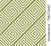 olive green and white geometric ...   Shutterstock .eps vector #738272662