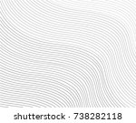 abstract line background. ... | Shutterstock .eps vector #738282118