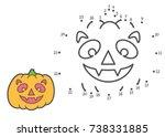 vector illustration  education...   Shutterstock .eps vector #738331885