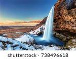 The Beautiful Seljalandsfoss I...