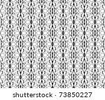 ornamental vector background | Shutterstock .eps vector #73850227