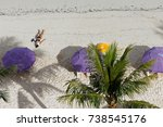 tumon beach scenery  guam | Shutterstock . vector #738545176