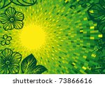 abstract background | Shutterstock .eps vector #73866616