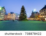 Christmas On The Damsquare In...