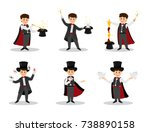 Collection Of Magicians...