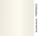 trendy simple seamless zig zag... | Shutterstock .eps vector #738900022