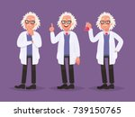 character set of a scientist....