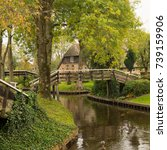 Giethoorn  The Netherlands  ...