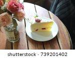 cakes   Shutterstock . vector #739201402