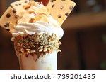 smoothies | Shutterstock . vector #739201435