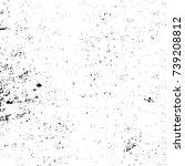 grunge black white. monochrome...   Shutterstock .eps vector #739208812