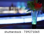 colored drinks | Shutterstock . vector #739271065