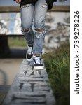 milan  italy   september 28 ... | Shutterstock . vector #739278226