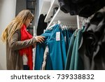 shopping  fashion  sale   style ...   Shutterstock . vector #739338832