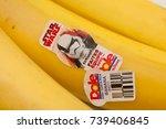 toronto  canada   october 22 ... | Shutterstock . vector #739406845