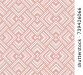 seamless pattern with repeating ... | Shutterstock .eps vector #739426066