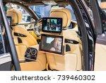 frankfurt  germany  september... | Shutterstock . vector #739460302