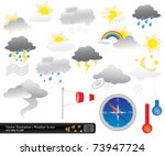Vector Weather Icons And...