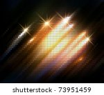 glowing mosaic background for... | Shutterstock .eps vector #73951459