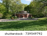 central park nyc in summer   Shutterstock . vector #739549792