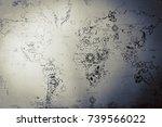 travel concept background ... | Shutterstock . vector #739566022